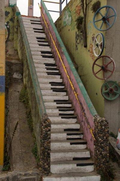 zongoralépcső